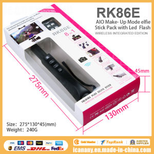 Bluetooth Monopod (RK86E) for Selfie pictures & photos