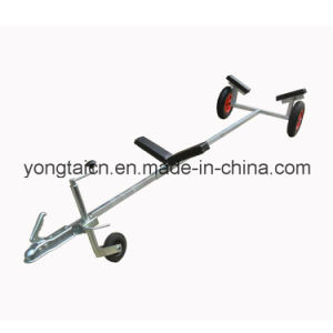 High Quality Hot Dipped Galvanized Inflatable Wheels Boat Trailer pictures & photos