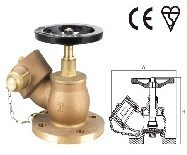 Landing Valve Oblique Type (HV06-198A) pictures & photos