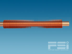 High Copper Finned Tube 808 pictures & photos