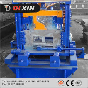 Metal Roofing C Z Purlin Cold Roll Forming Machine pictures & photos
