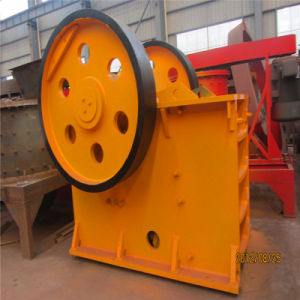 Pex Series Secondary Jaw Fine Crusher for Fine Crushing pictures & photos