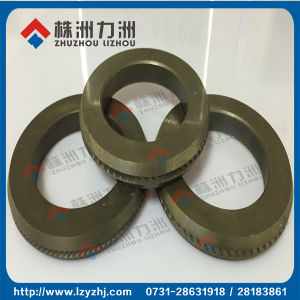 Standard Size Three Dimensional Carbdide Rings for Cold Wire