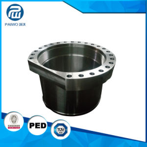 Steel CNC Machining OEM Spare Parts Petroleum Fitting Oilfield Equipment pictures & photos