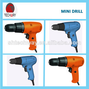 0-750min-1 280W 10mm Electric Drill From China pictures & photos