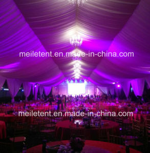16X22 Marquee Wedding Tent Ceiling Decoration Banquet Hall pictures & photos