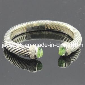 Sterling Silver Bracelet Jewelry (SSB-015)