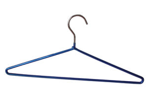 Hh Brand Hm110s Wholesale High Quality Metal Wire Coat Hangers pictures & photos