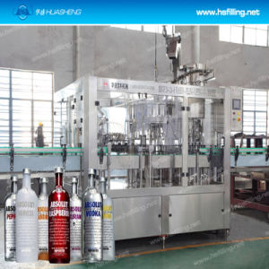 High Quality Glass Bottle Filling Machine