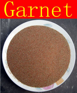 Garnet 80 Mesh for Abrasive pictures & photos