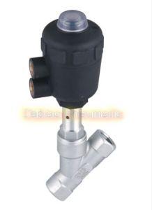 1/2′′ Ports Angle Seat Piston Valve Jzf-15