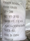 Food Grade and Excellent Quality Sodium Benzoate, Benzoic Acid pictures & photos