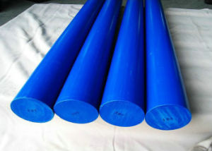 Nylon Rod, PA6 Rods, Plastic Rod with White, Blue Color pictures & photos