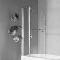 Simple Bath Tub Screen BS-20t