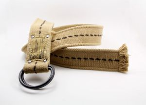 D Ring Buckle Fashion Canvas Belt (CKY0190) pictures & photos