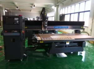 Customized CNC Engraving Cutting Carving Sculpture Machine pictures & photos
