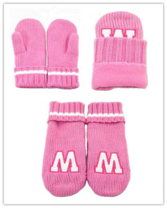Lady Fashion Wool Gloves (JYG-25244) pictures & photos