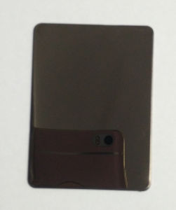 Shopping Black Mirror Color Stainless Steel Clad Plate Sheet with Building Material
