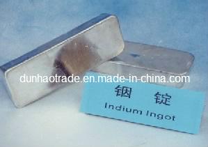Hot Sale! Indium Ingots, 4n, 4n5, 5n with Factory Price
