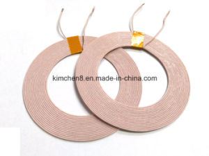 Qi Wireless Charger Coil (55*90*28uh) pictures & photos