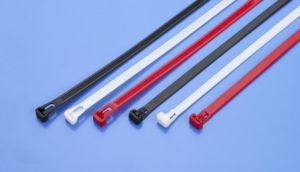 Releasable Nylon Cable Ties 6′′ White/ Black/Color pictures & photos