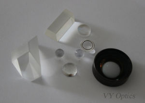Optical K9 Glass Triangle Prism for Fingerprinter From China pictures & photos