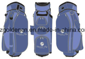 Golf Cart Bag 9 Dividers Top Golf Bag pictures & photos