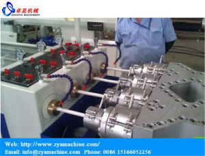 Four PVC Pipes Production Line/Extruding Machine pictures & photos