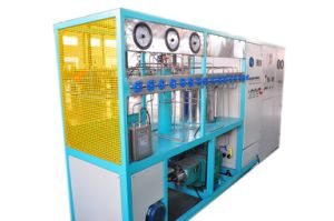XPS Plastic Foamed Board Extrusion Line pictures & photos