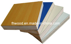 High Pressure Laminated Decorative Plywood
