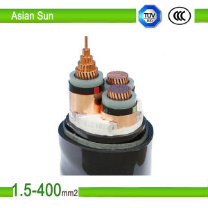 0.6/1kv Aluminium/Copper Conductor XLPE Insulated PVC Sheathed Power Cable pictures & photos