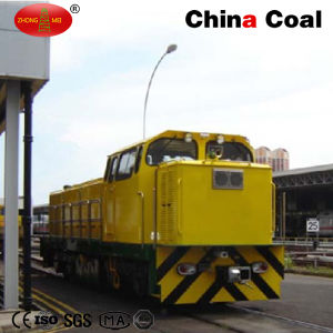 12t AC Frequency Mining Locomotive Manufacturer pictures & photos