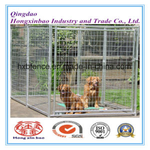 Welding Mesh Galvanized Outdoor Pet Safe House/Dog Cage/Dog Kennels pictures & photos
