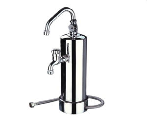 Desktop Stainless Steel Household Water Purifier with 0.01ml UF Filter pictures & photos