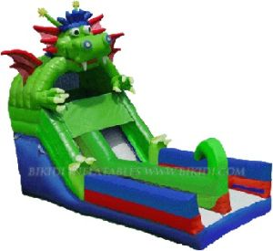 Inflatable Dinosaur Water Slide, Inflatabe Slide Commercial Quality pictures & photos