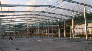 Turn-Key Structural Steel Warehouse (SL-0042) pictures & photos