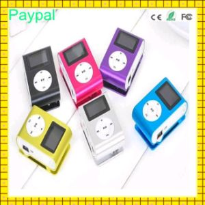 Hotselling Promotional Digital MP3 Player (gc-m001) pictures & photos