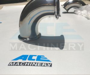 Stainless Steel Hygienic Welded Connection 180d Bend (ACE-PJ-Q8) pictures & photos