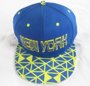 Fashional Embroidered Fitted Cap/Snapback Caps/Hip-Hop (DH-LH7306) pictures & photos