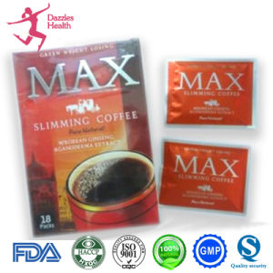 100% Pure Natural Herbal Extract Max Slimming Coffee pictures & photos