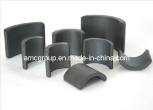 Sintered Permanent Ferrite Arc Magnet pictures & photos