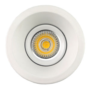 Die Casting Aluminum GU10 MR16 Round Tilt Recessed LED Downlight (LT1206) pictures & photos