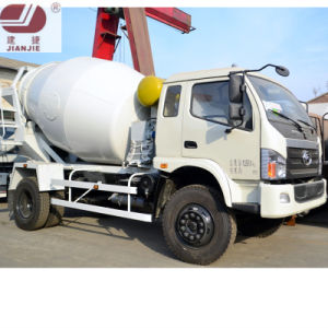 Jc4m3-D Concrete Mixer Truck for Sale pictures & photos