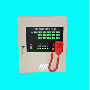 8 Zone Fire Telephone Panel System pictures & photos