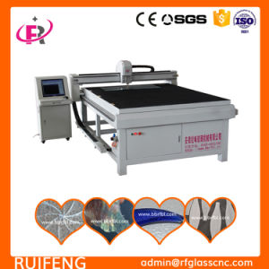 Multi Heads Small Round Shape Automatic Glass Cutting Machine (RF1312M) pictures & photos