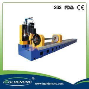 4 Axis Plasma Machine / Square Pipe Circle Metal Tube Plasma Cutting Machine pictures & photos