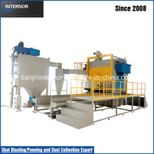 Truck Type Sand Blasting Machine