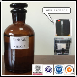 ISO Manufactory Industrial Grade Nitric Acid 68% pictures & photos