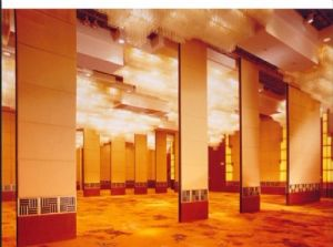 China Manufacturer Cinema Interior Fabric Acoustic Partition Wall