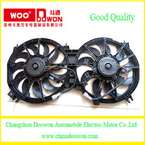 OEM 21491-Jn01b-A128 for Nissan Altima ′08- Car Electric Condenser Cooling Fan